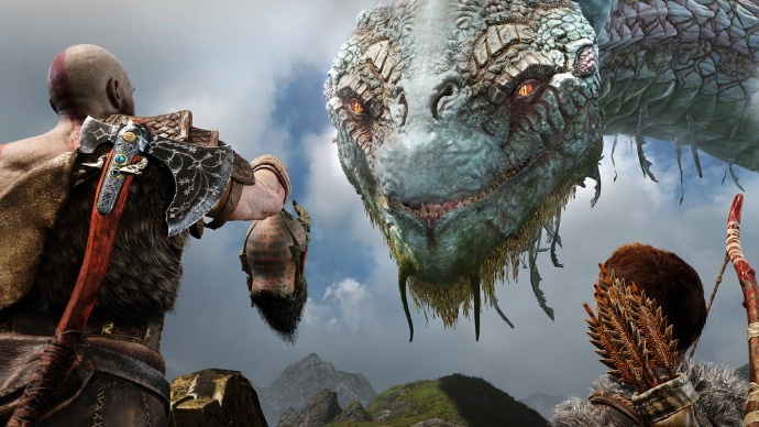 Jormungandr God of War