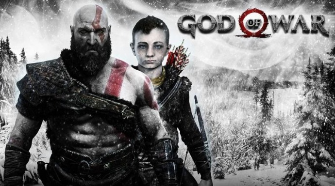 Father and Son God of War