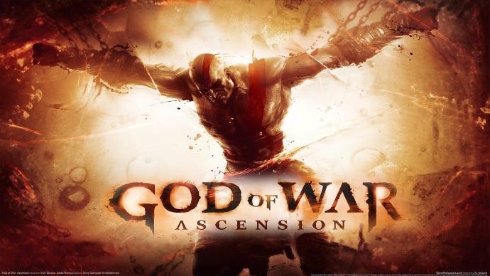 Cover for God of War Ascension