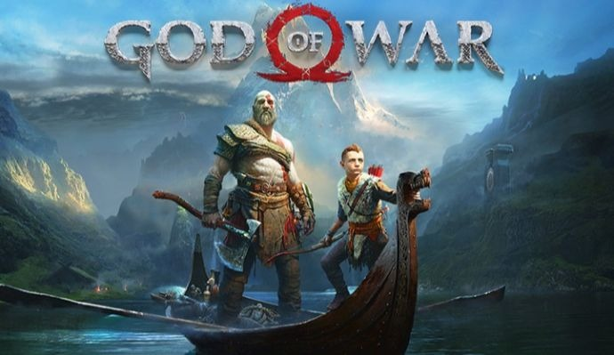 Promotion Image from God of War