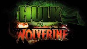 HULK VS WOLVERINE Credits By Perception