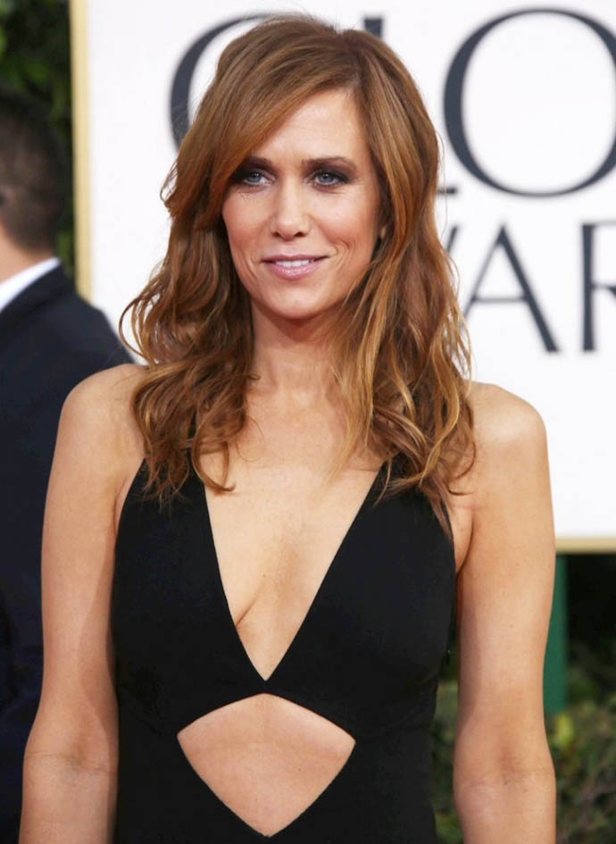 Kristen Wiig as The Cougar