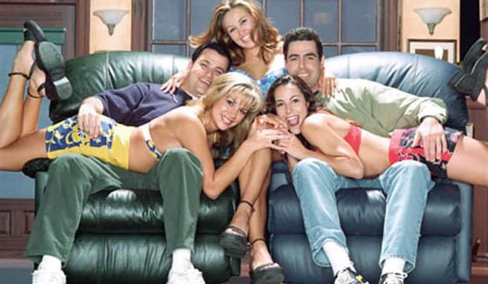 Jimmy Kimmel fondling women