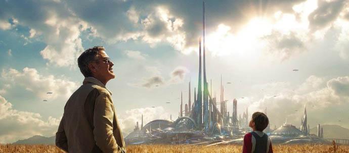 Tomorrowland Was A Flop for Disney