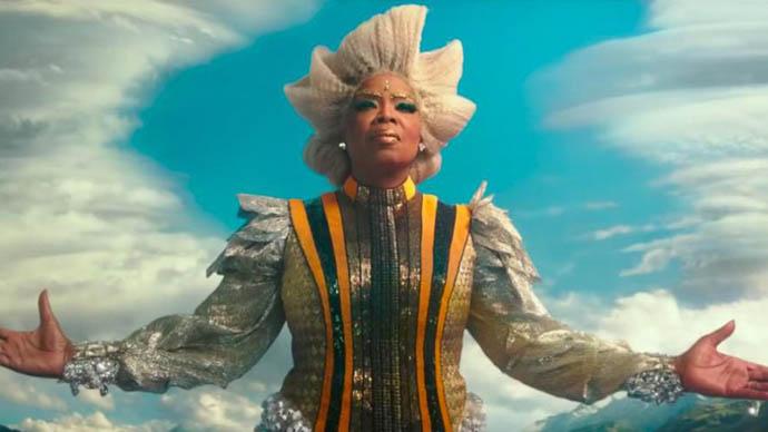 Oprah Defies Age Discrimination in A Wrinkle In Time