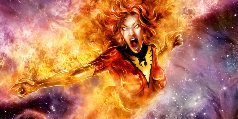 Dark Phoenix Art