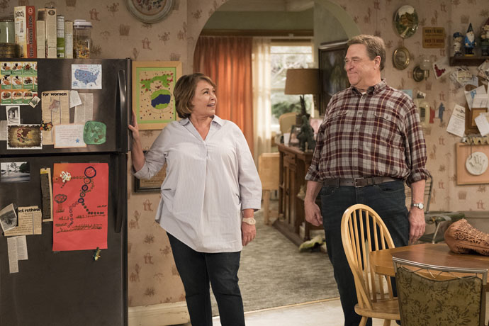 Roseanne Takes Place In Real Life Unlike Most Shows