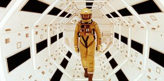 2001 A Space Odyssey re-release