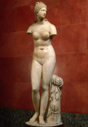 Amputee Sexy Woman Statue
