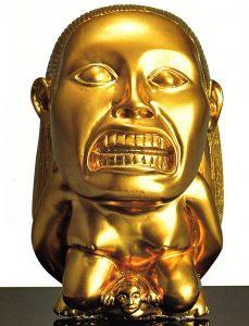 xochiquetzal Chachapoyan Fertility Idol
