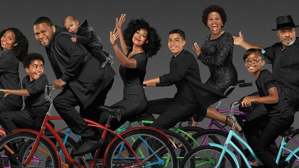 Black-ish is a show with some Black People On It