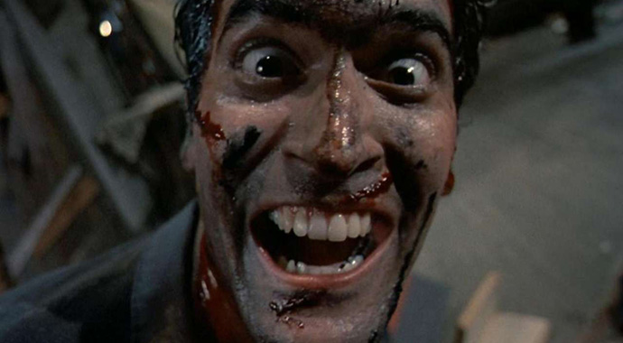 Bruce Campbell Ash vs Evil Dead Cancelled