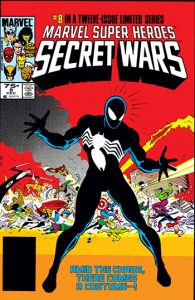 Marvel Secret Wars Russos Venom