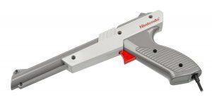 Nintendo NES gun