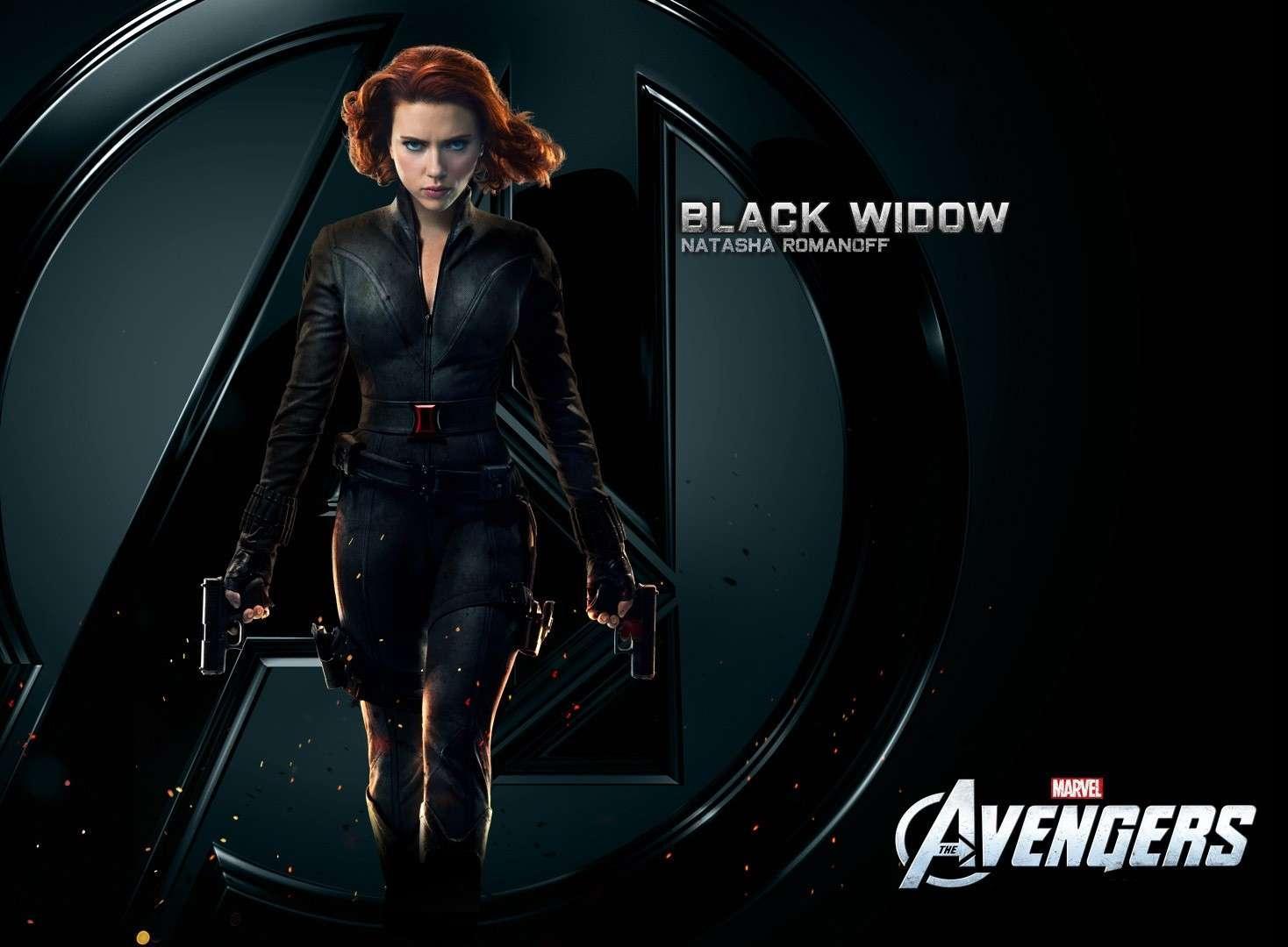 Download Kumpulan Wallpaper Black Widow Infinity War  Terbaik