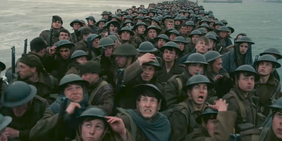 Dunkirk - The Land