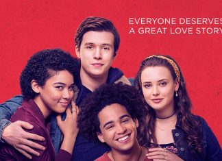 LOVE,SIMON Wide Poster