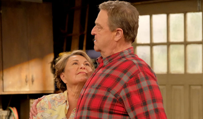 Roseanne and Dan are Just Like Me