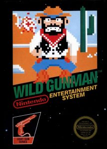 Wild Gunman 1