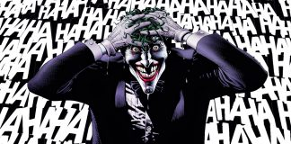 Pennyworth series batman Killing Joke