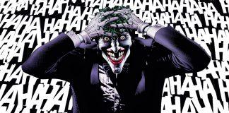 Pennyworth series batman Killing Joke