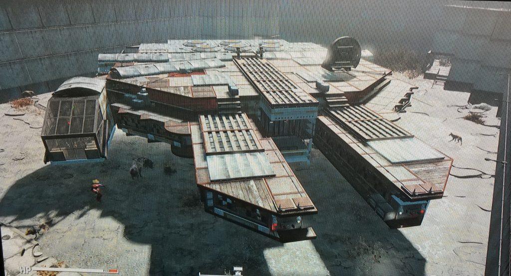 Fallout 4 Settlement Build