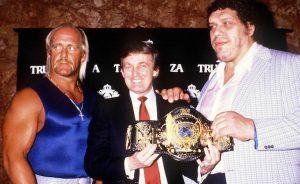 Hulk Hogan Donald Trump