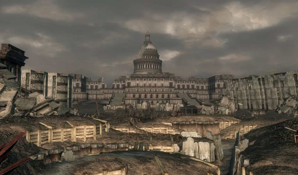 Fallout 3 The Capitol