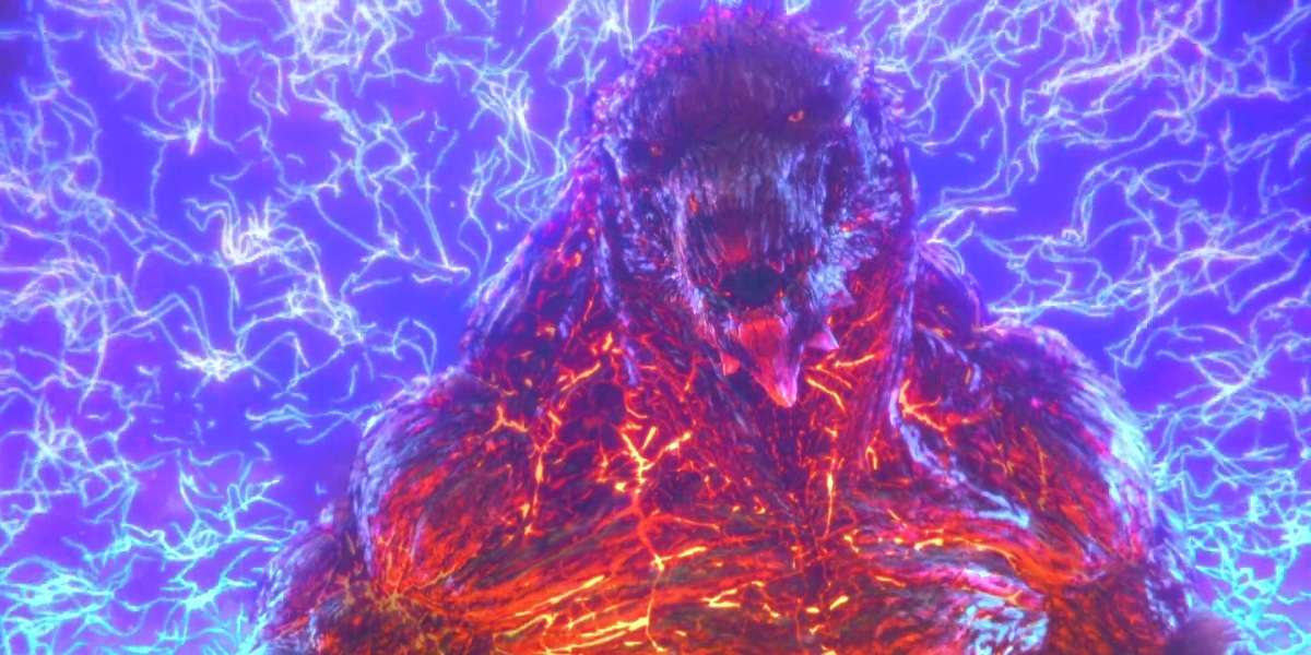 Monster Planet A Look At Godzilla City On The Edge Of Battle Film Goblin