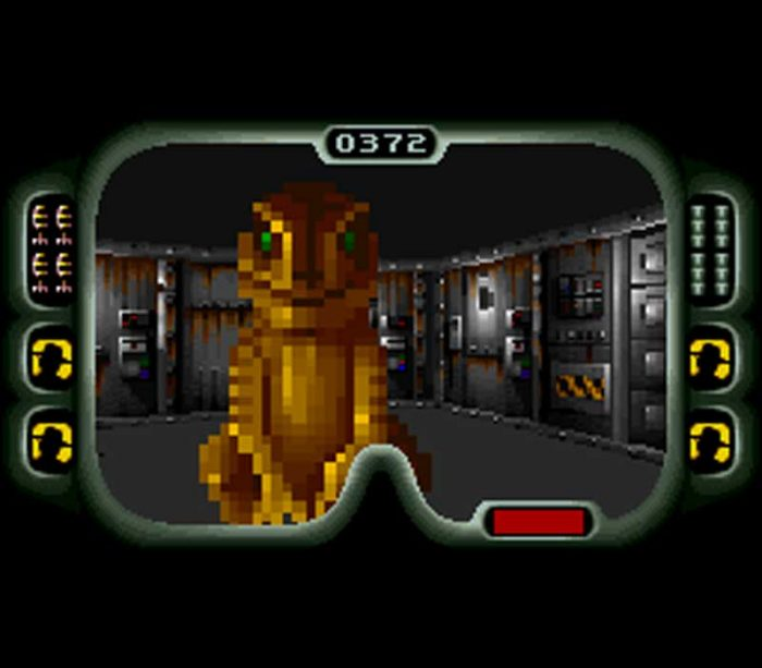 jp snes raptor screenshot
