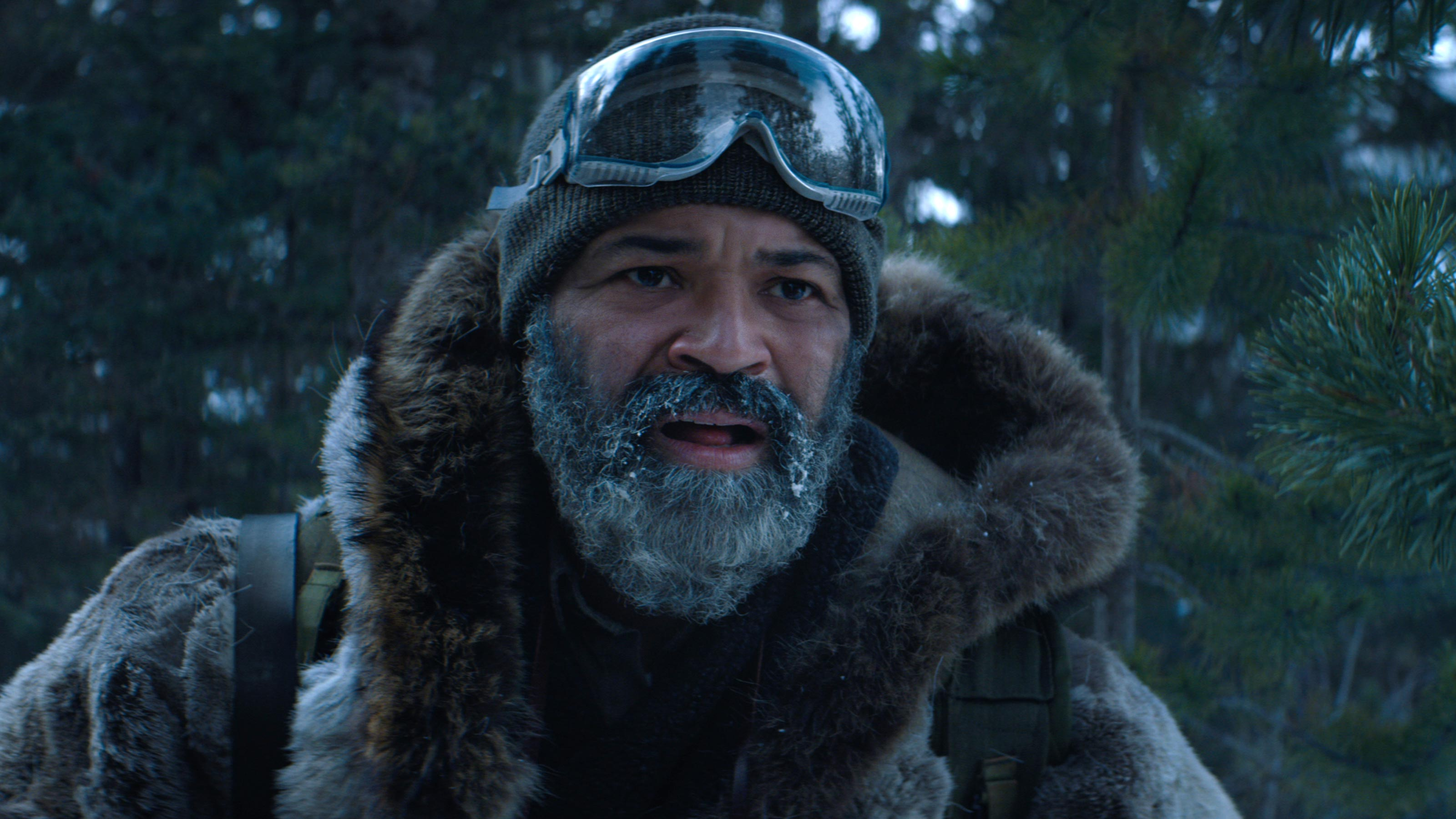 Jeffrey Wright in the new film Hold the Dark  Photo credit