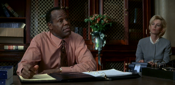 Danny Glover in The Rainmaker
