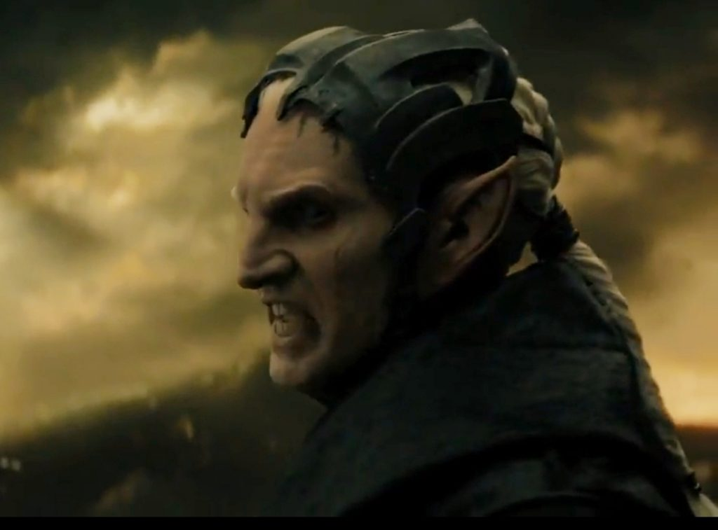 Christopher Eccelston as Malekith