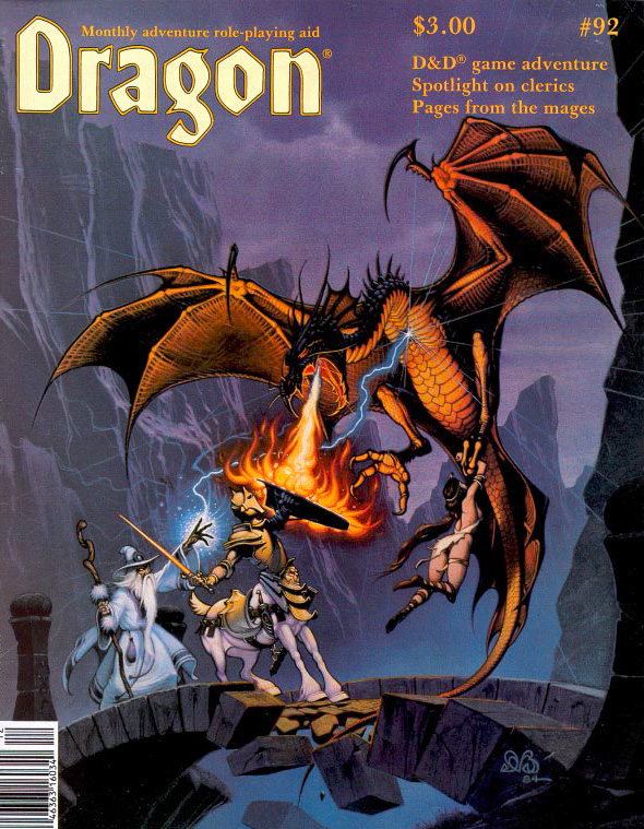 The 10 Best 1980s DRAGON Covers With Dragons ⋆ Film Goblin