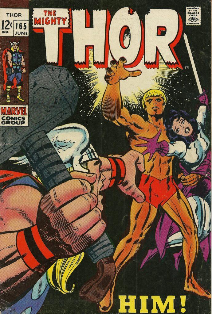 Marvel #165