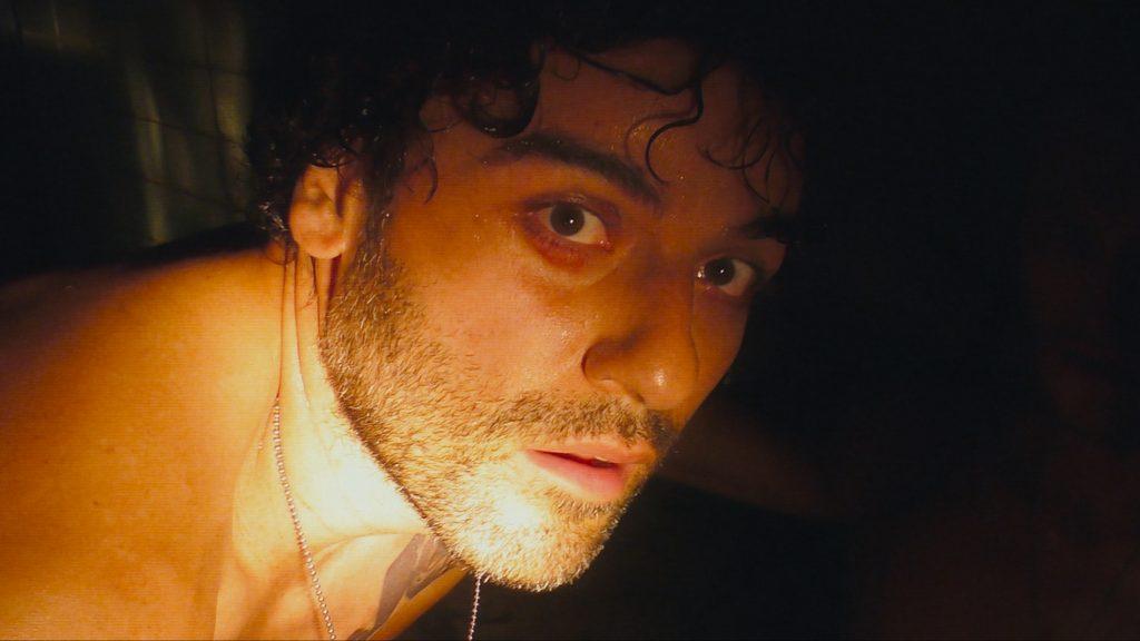 Oscar Isaac in Annihilation