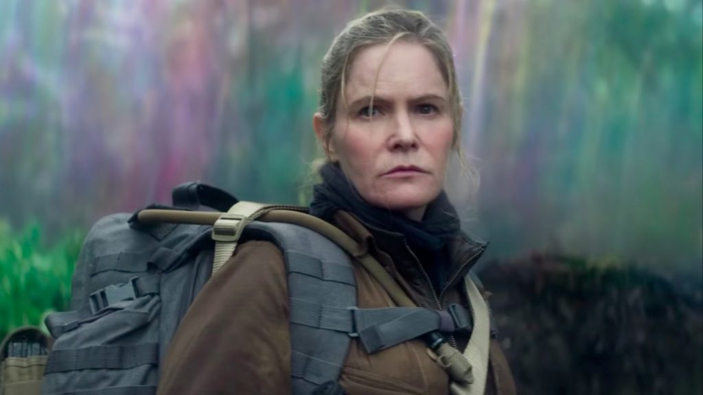 Jennifer Jason Leigh in Annihilation