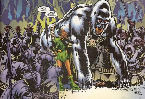 White Gorilla Cult