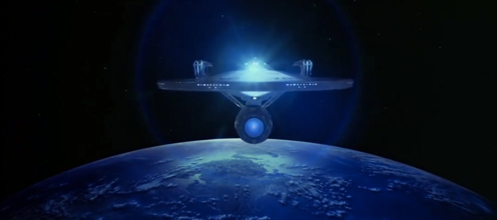 The USS Enterprise 1701