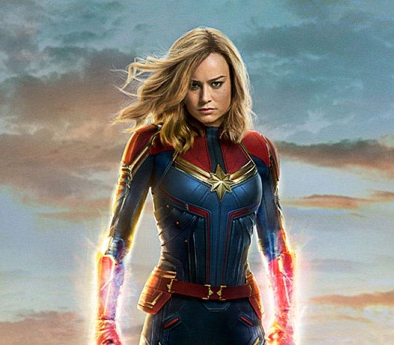 Carol Danvers Captain Marvel