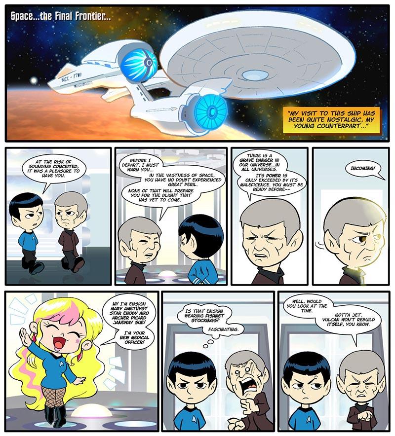 Ensign Sue Must Die.