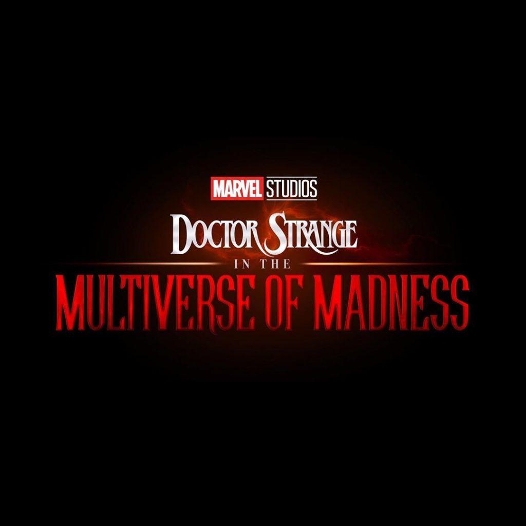 Dr. Strange 2 logo