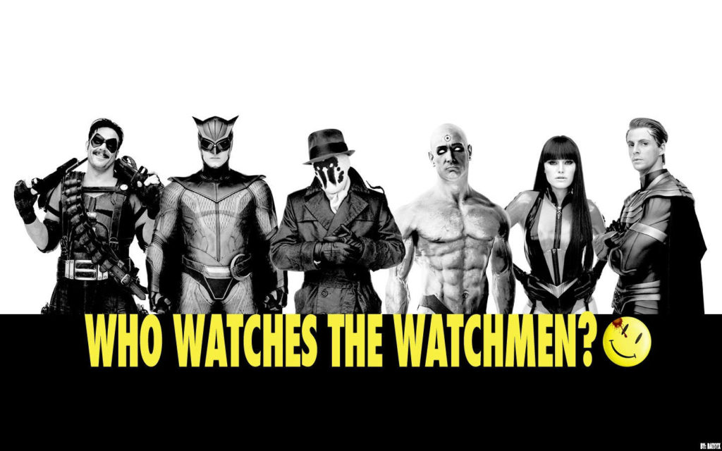 Who Watches the Watchmen Image