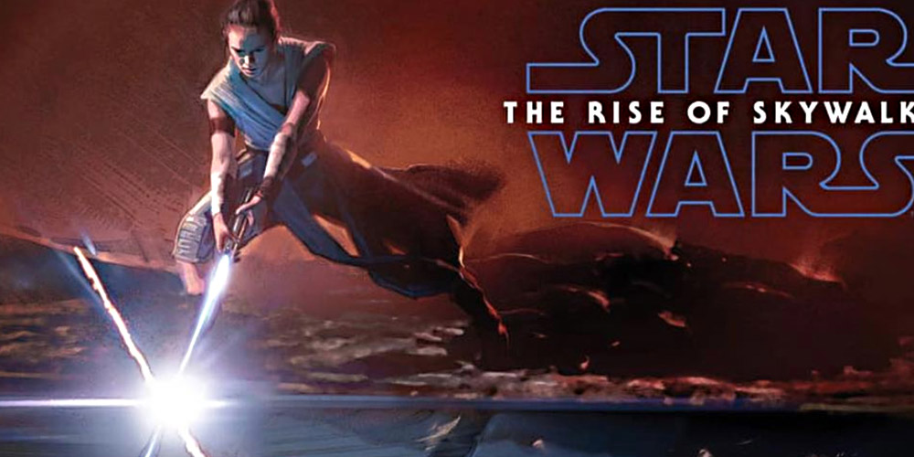 New The Rise Of Skywalker Poster Brings More Nostalgia Film Goblin