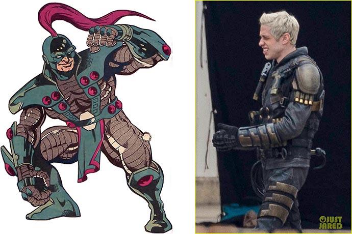 Pete Davidson as Blackguard
