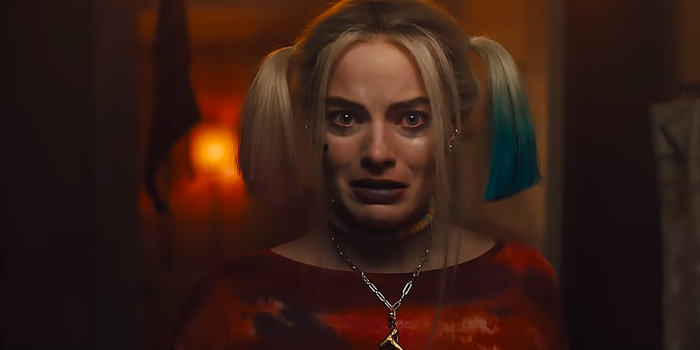 Birds Of Prey Trailer Mental Illness Is A Superpower Film Goblin