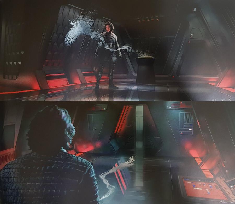 Art From Star Wars Duel Of The Fates Script Reveals Imagination Film Goblin